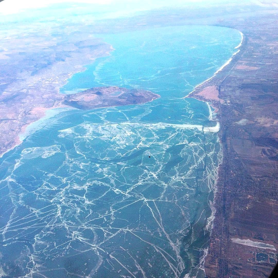 Laser Curvature Test On Lake Balaton Speculations