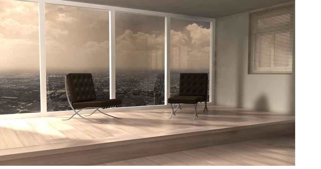 What S Kind Of Glass For Floor To Ceiling Windows How