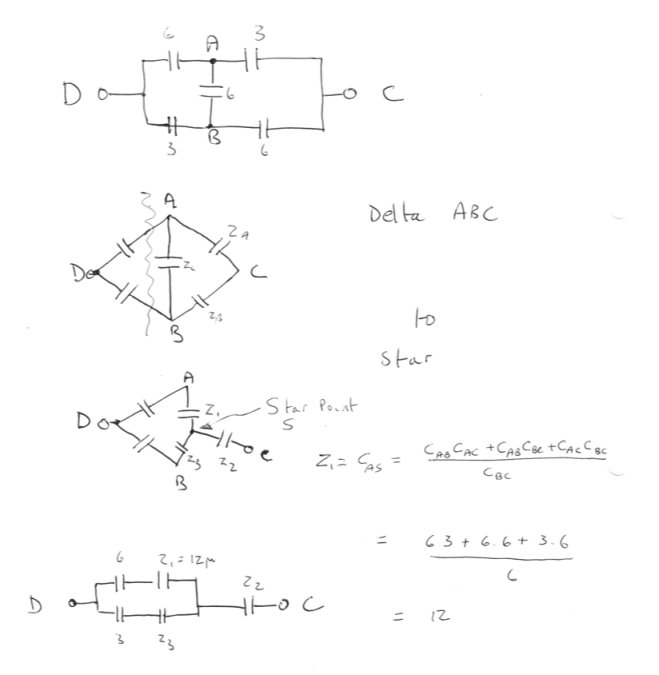 PLEASE, HELP ME OUT WITH THIS PROBLEM ON CAPACITANCE